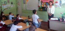 ღია გაკვეთილი პირველ კლასში