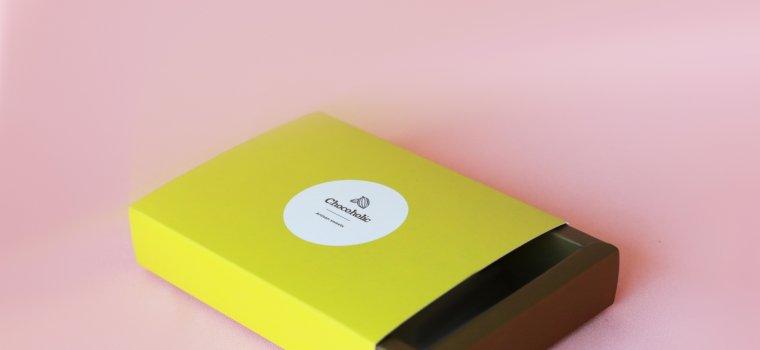 შოკოლადების ყუთი