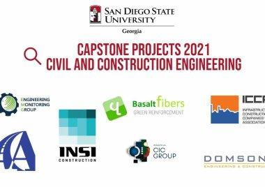 CAPSTONE - ICCA - სან დიეგოს უნივერსტეტის სტუდენტებისათვის