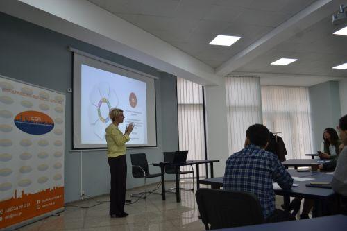 ICCA- Basalt Fibers at International Conference on Energy