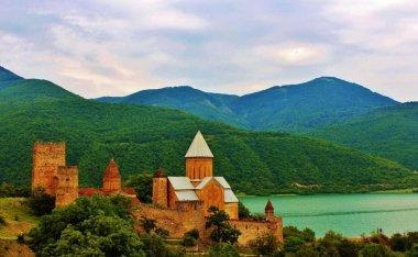 Ananuri castle-fortress