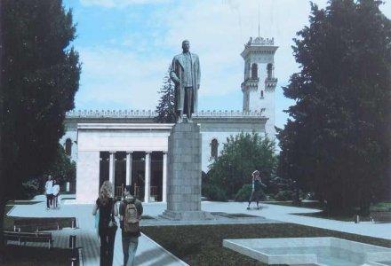 The Stalin Museum  in Gori