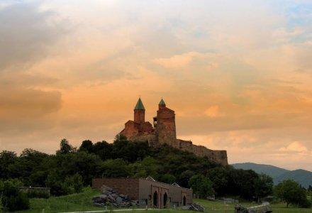 Gremi Archangel  Monastery Complex