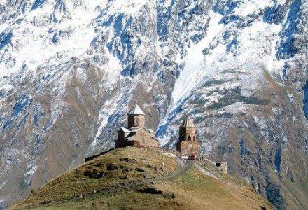 Gergeti church