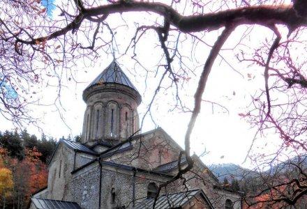 Kintsvisi Church