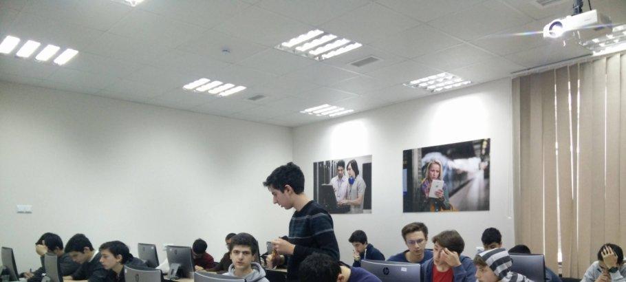 ქართველმა მოსწავლეებმა BTU-ში გამართულ პროგრამირების საერთაშორისო ოლიმპიადაზე ვერცხლის მედალი მოიპოვეს