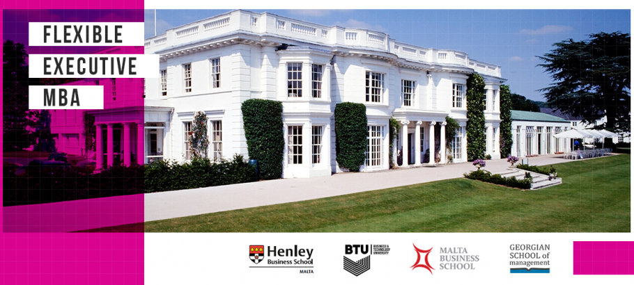 Henley Business School Flexible Executive MBA