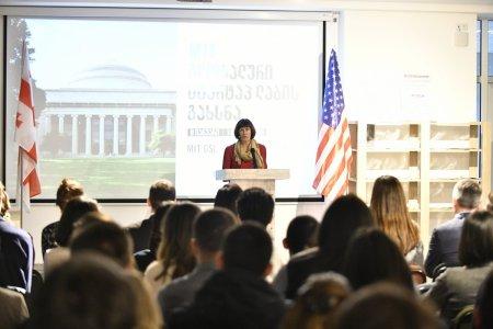 MIT-ის გლობალური სტარტაპ ლაბის გახსნა