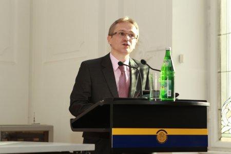 BTU ვიადრინას ევროპული უნივერსიტეტის პროფესორის ლექციას უმასპინძლებს