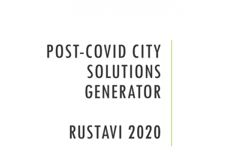 Post-Covid City Solutions Generator - Partnership with UNDP