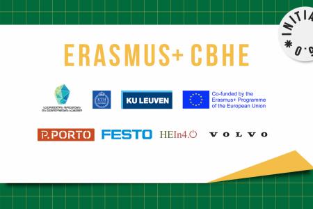 Erasmus + CBHE