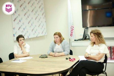 BTU და McCann Tbilisi-ს ერთობლივი სასერტიფიკატო პროგრამის დახურვა.