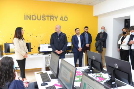 ტექნოლოგიები ბიზნესში – BTU-ში ახალი ტექლაბი ევროკავშირის მხარდაჭერით გაიხსნა