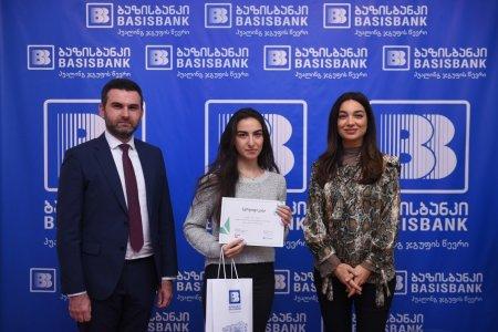 BTU and Basisbank rewarded students