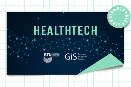 Healthtech - projects from BTU and GIS