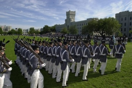 Citadel Military School Cadets