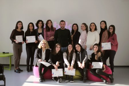 Coding School for Women - First Session is over