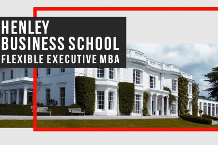 Henley Business School Flexible Executive MBA
