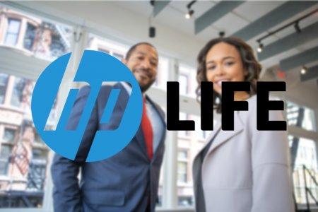 HP LIFE