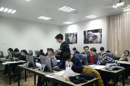 Georgian students gained silver medal at the International Olympiad in Informatics at BTU