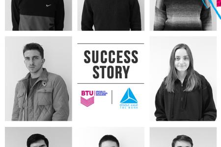 მორიგი წარმატების ისტორია