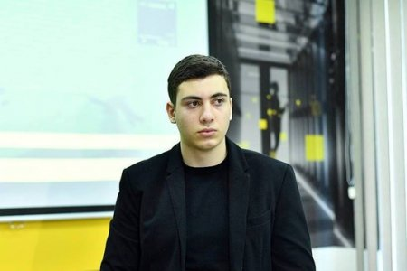 UNWTO, Google and other top companies are interested in artificial intelligence project created by 16-year-old Giorgi Chakhnashvili at BTU