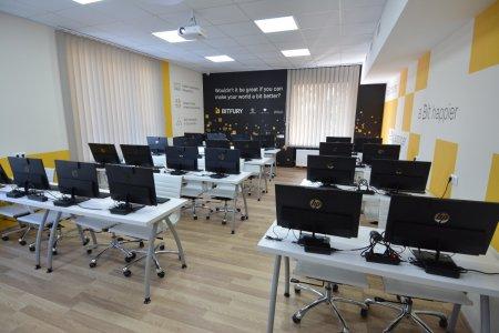 Bitfury Blockchain Laboratory Opening