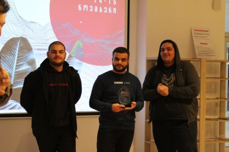 Annual HP CUP hackathon is over