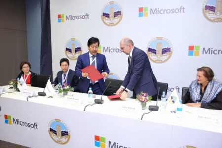 Microsoft-ის საერთაშორისო კონფერენციაზე BTU-მ ხელოვნური ინტელექტის ახალი პროექტი წარადგინა