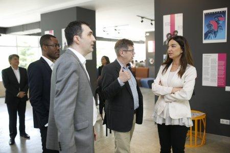 Henley Center for Entrepreneurship-ის სამუშაო ვიზიტი