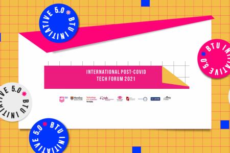 Post-Covid Tech Discussion – BTU–ს ონლაინ ღონისძიებაში საერთაშორისო უნივერსიტეტებმა მიიღეს მონაწილეობა