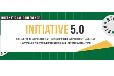 """საერთაშორისო კონფერენცია ,,ინიციატივა 5.0"""""""