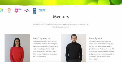 UNDP Project - Mentors from BTU