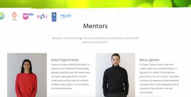 UNDP Project - Mentors from BTU