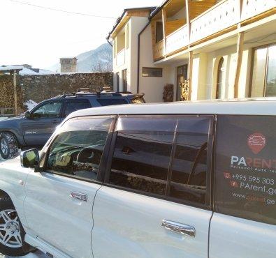 Bapsha offers rental cars