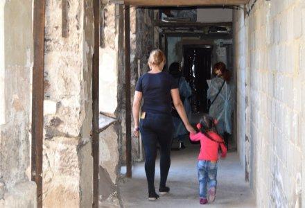 ჩაერთე და ჩართე- პროექტი მარტოხელა და მიუსაფარი ქალების დასახმარებლად