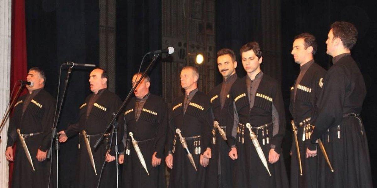 Georgian polyphony