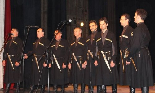 Georgian polyphony