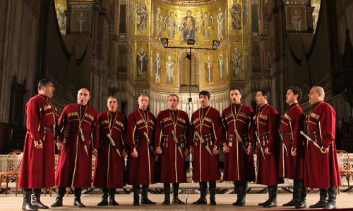 Discover and learn - Georgian polyphony
