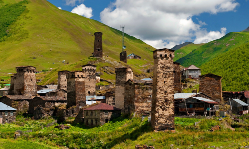 Incomparable Svaneti - 6-day tour
