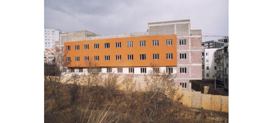 სულხან-საბა ორბელიანის უნივერსიტეტის ახალი კამპუსის მშენებლობა სრულდება