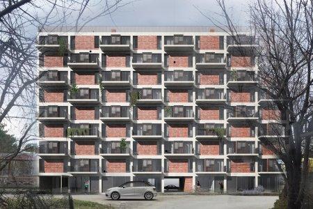 მრავალბინიანი საცხოვრებელი სახლი