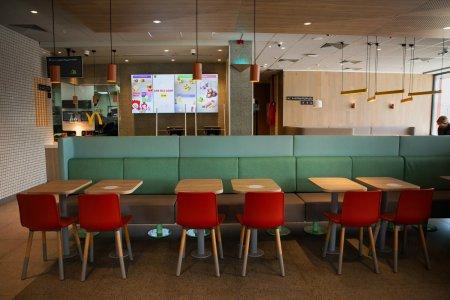 ელემენტ კონსტრაქშენმა მაკდონალდსის ახალი რესტორანი ააშენა