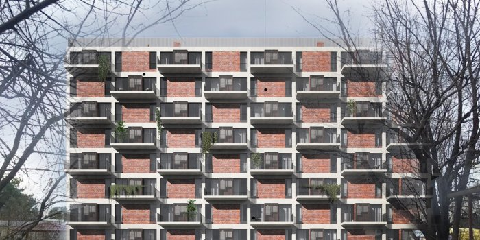 Multistory Residential Building