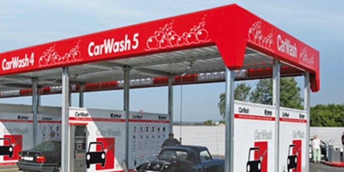 Car Washing Station