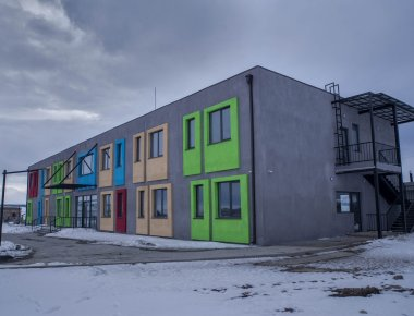 ელემენტ კონსტრაქშენმა სამცხე-ჯავახეთში საჯარო სკოლა ააშენა