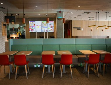 Element Construction  has constructed a new restaurant of McDonald's