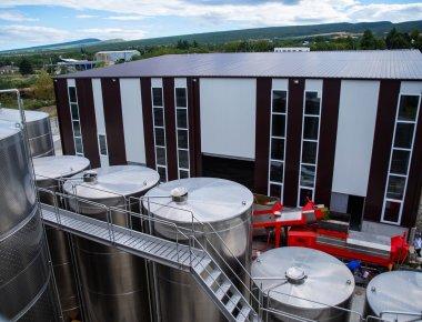 ელემენტ კონსტრაქშენი კახეთში ღვინის ქარხანას აშენებს