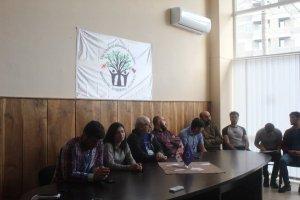 «Союзе грузинских армян» состоялись дебаты