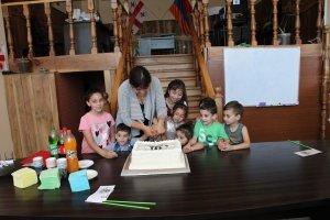 ბავშვთა დაცვის დღე ქართველ სომეხთა კავშირში